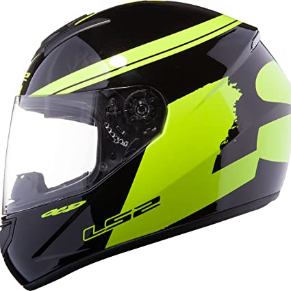 Casque moto LS2 FF351 FLUO