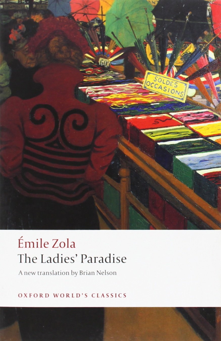 Emile Zola - The Ladies' Paradise (trans. by Ernest Alfred Vizetelly)