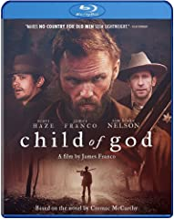 CHILD OF GOD on Blu-ray, DVD and Digital