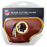 Team Golf NFL Washington Redskins Golf Club Blade Putter Headcover, Fits Most Blade Putters, Scotty Cameron, Taylormade, Odyssey, Titleist, Ping, Callaway