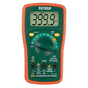 Extech MN36 Mini MultiMeter
