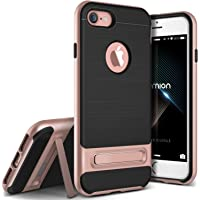 Lumion iPhone 8 Hard Drop Rugged Protection Premium Hybrid Kickstand Case