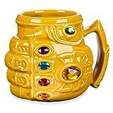 Marvel Thanos Infinity Gauntlet Mug - Marvel's Avengers: Infinity War (Color: yellow/multi)