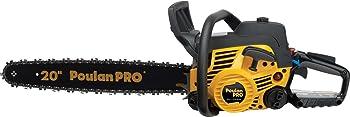 Poulan Pro Gas Powered Chain Saw