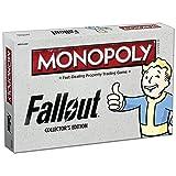 Monopoly: Fallout Collector's Edition Board Game (Color: Multi-colored)
