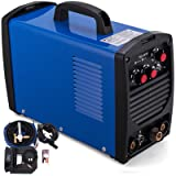 Mophorn Tig Welder 200 Amp Tig Stick Welder 110V/220V Dual Voltage Portable Tig Welding Machine TIG ARC MMA Stick IGBT DC Inverter Welder Combo Welding Machine(TIG 200 Amp 110/220V) (Color: TIG 200 Amp 110/220V)