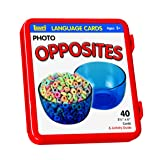 PlayMonster Lauri Photo Language Cards - Opposites