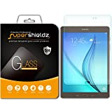 Supershieldz for Samsung Galaxy Tab A 8.0 (2015) [SM-T350 Model Only] Tempered Glass Screen Protector, Anti-Scratch, Bubble Free, Lifetime Replacement (Color: Tempered Glass)