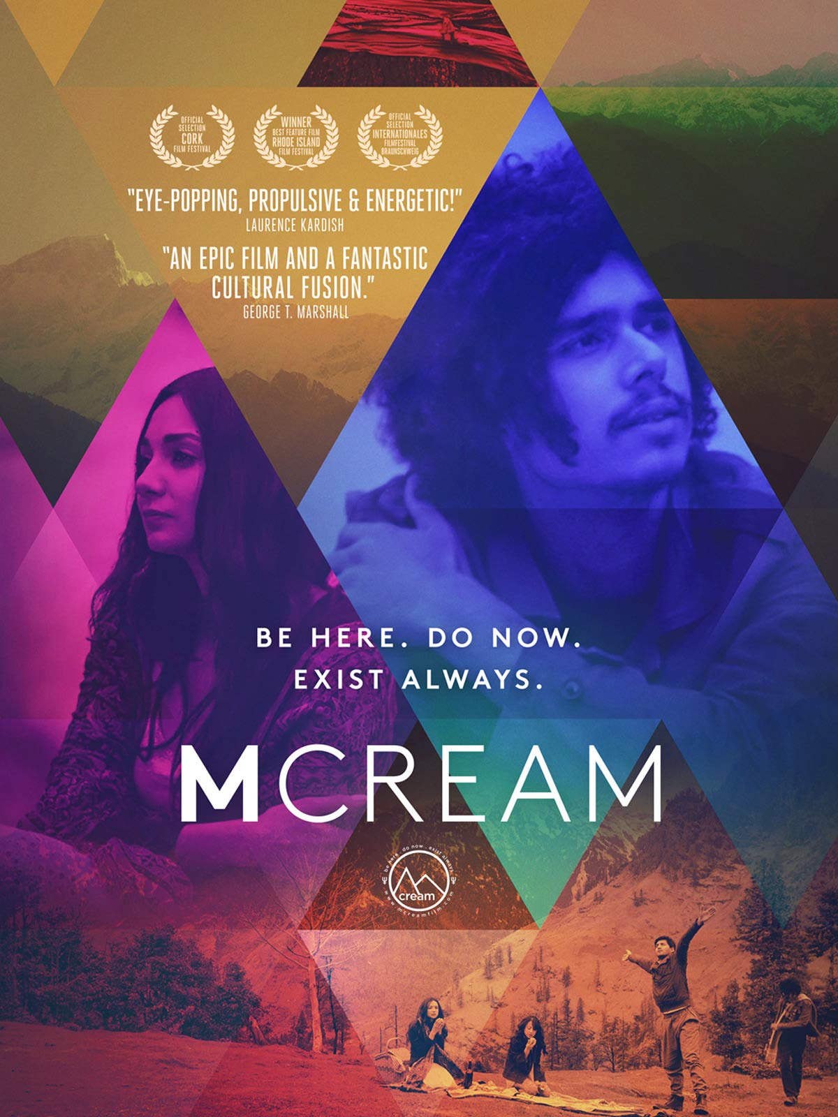 M Cream on Amazon Prime Video UK