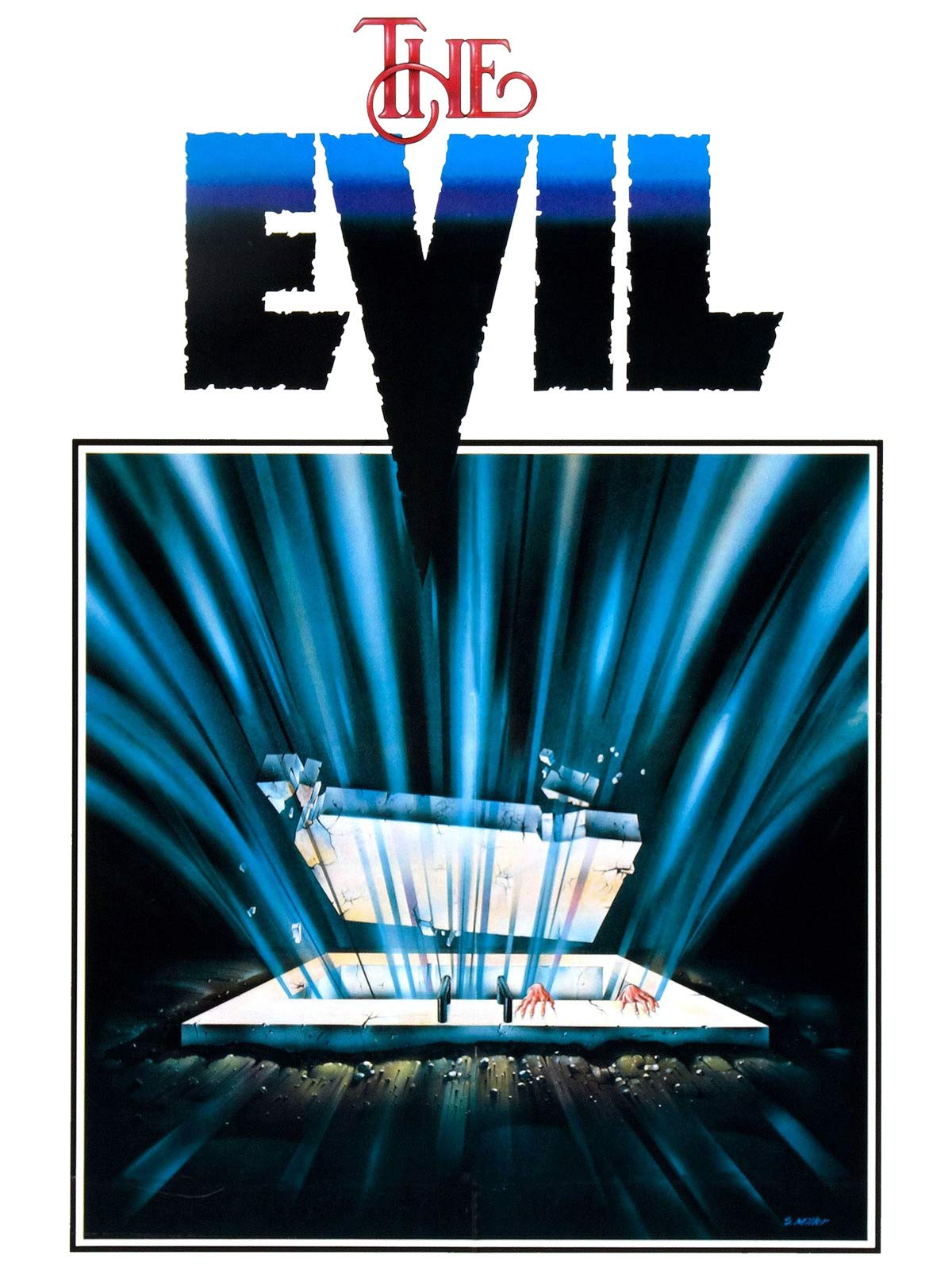 The Evil on Amazon Prime Instant Video UK