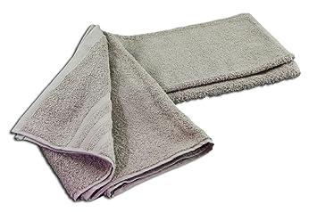 HUGO BOSS 100/% Fine Coton Peigné Serviette à main 50x100cm;