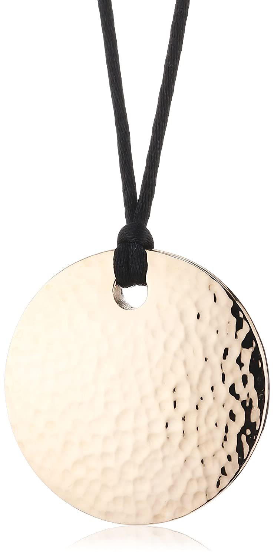 Calvin Klein Damen-Halskette Dawn mit Anhänger PVD rotgold KJ68CP020100