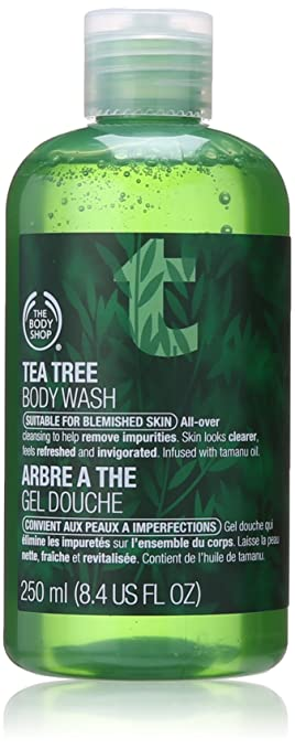 Body Shop Tea Tree Body Wash