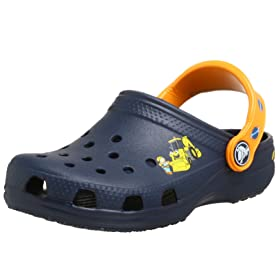 Amazon - Crocs Toddler Little Kid Bob the Builder Sandals - $14.98