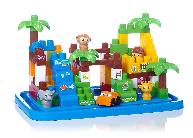 Mega Bloks First Builders Safari