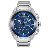 Citizen Watches  Men's BZ1021-54L Eco-Drive Silver/Tone One Size