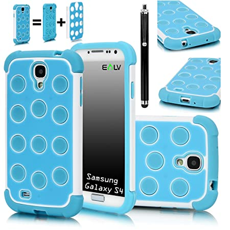 blue galaxy s4 case