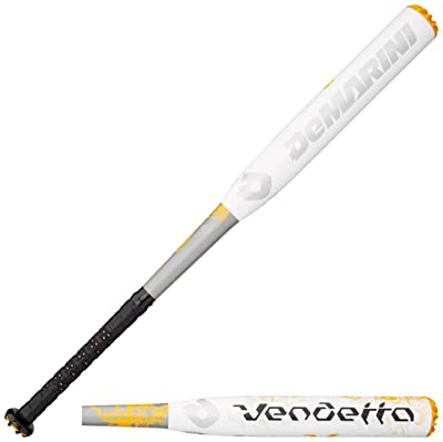 2014 DeMarini Vendetta -12oz Fastpitch Softball Bat (33 inch/21oz)