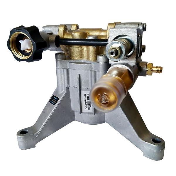 3100 PSI Power Pressure Washer Water Pump Upgraded Homelite UT80709 UT80709A