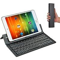 Foldable Portable Bluetooth Keyboard