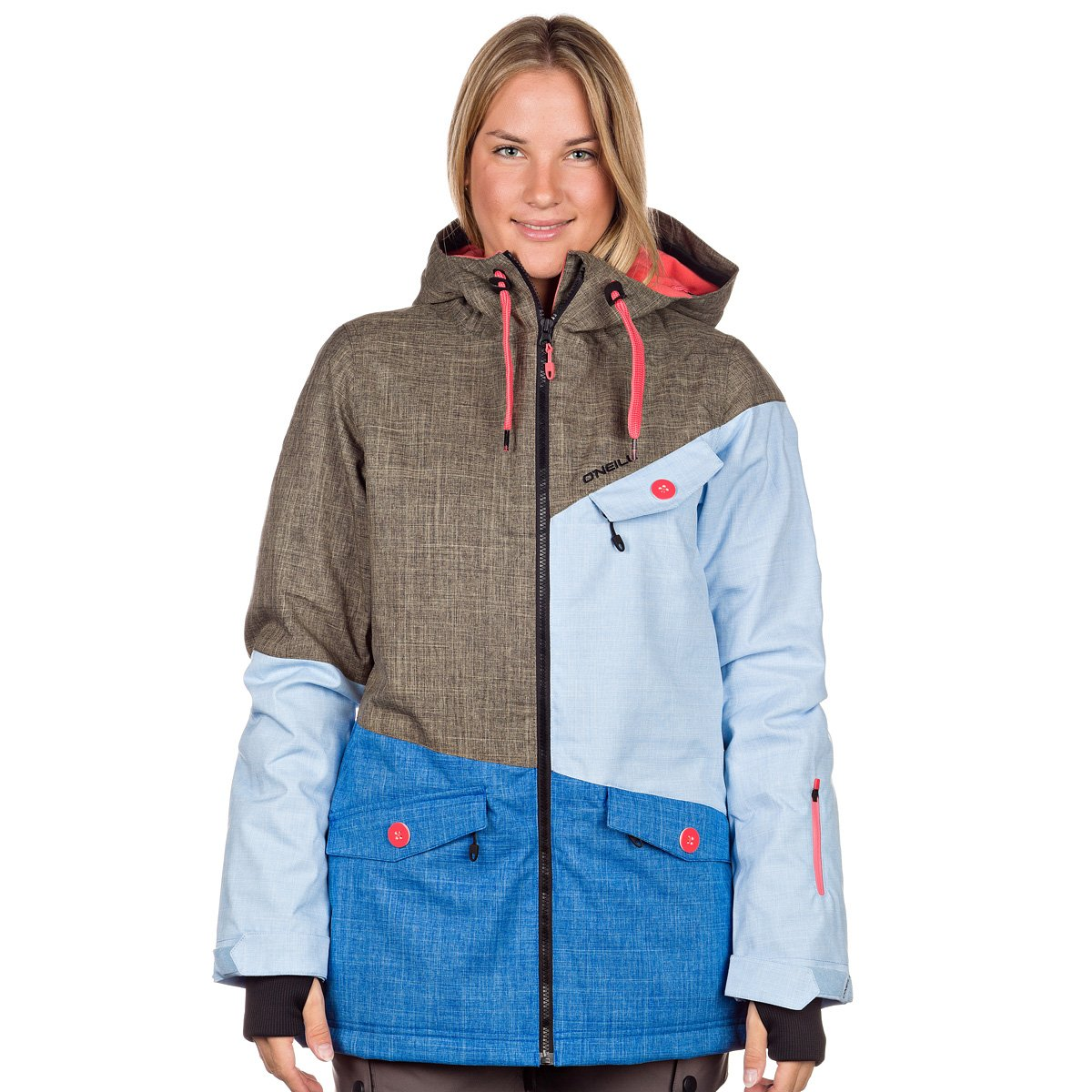 O'Neill Damen Snow Jacke PWFR SEGMENT günstig kaufen