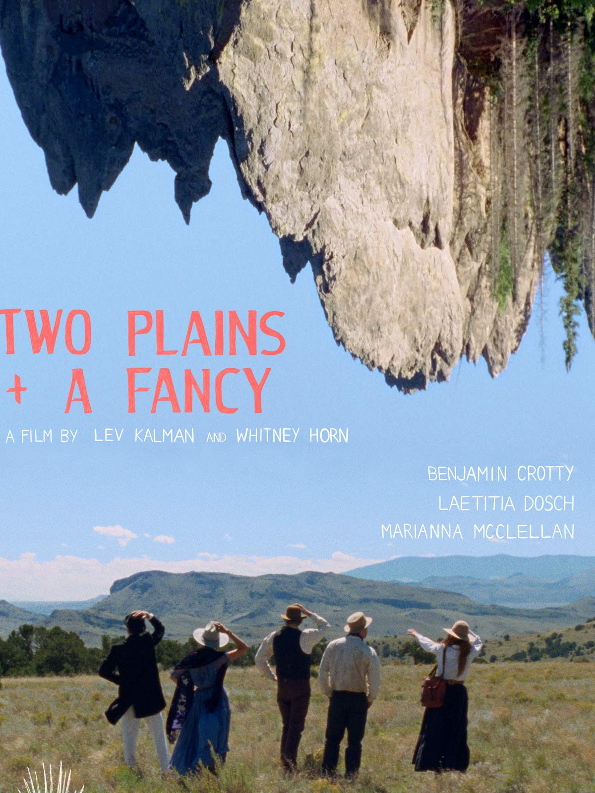 Two Plains & A Fancy on Amazon Prime Video UK