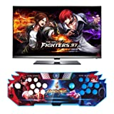 Family Game Grumps,Hundreds HD Classic Acrade Games Pandora's Box Video Game Console,Full HD (1920x1080) Video,HDMI VGA Audio USB Output (Tamaño: GameBox)
