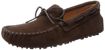 Minnetonka Driving Moc: 718 Chocolate