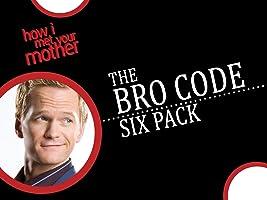 How I Met Your Mother: Bro Code Six-Pack