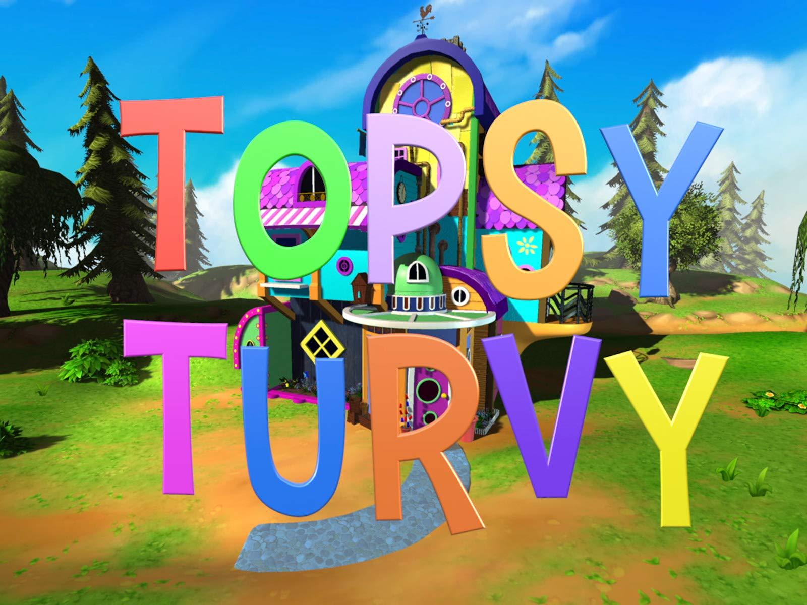 Topsy Turvy on Amazon Prime Instant Video UK