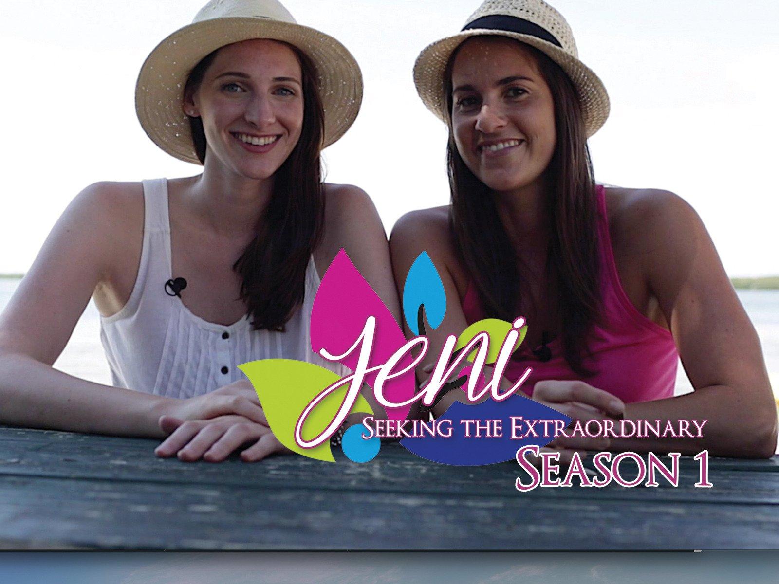 Jeni Seeking The Extraordinary Season 1 - Season 1
