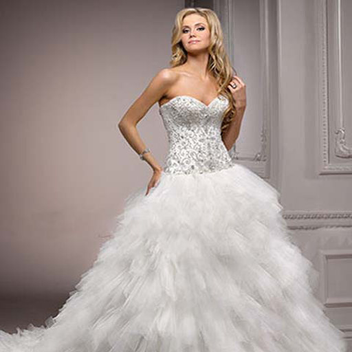 Long Bridal Dress Design For Girls Vol 1