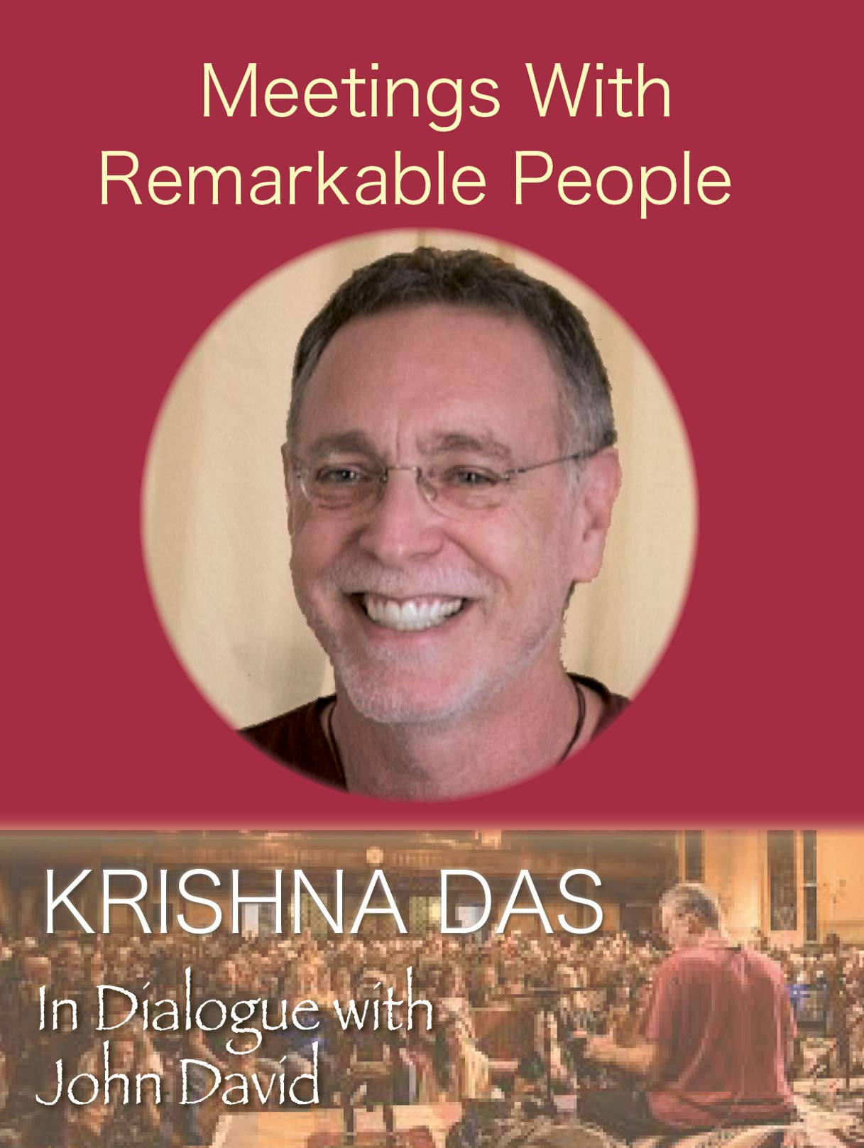 Meeting with Remarkable People - Krishna Das on Amazon Prime Video UK