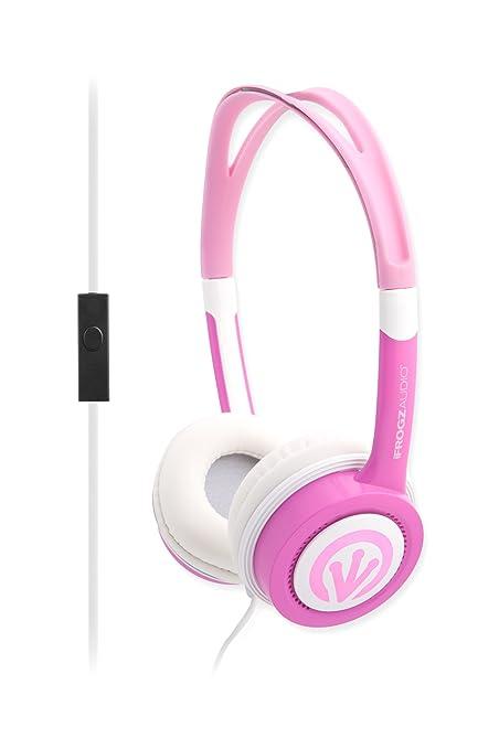 ZAGG-iFrogz Audio Nomad On Ear Headphones (Pink)