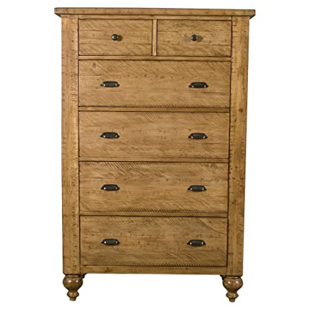 6-Drawer Bedroom Chest