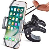 Metal Bike & Motorcycle Phone Mount - The Only Unbreakable Handlebar Holder for iPhone, Samsung or Any Other Smartphone | +100 to Safeness & Comfort (Color: Heavy-Duty Metal Mount)