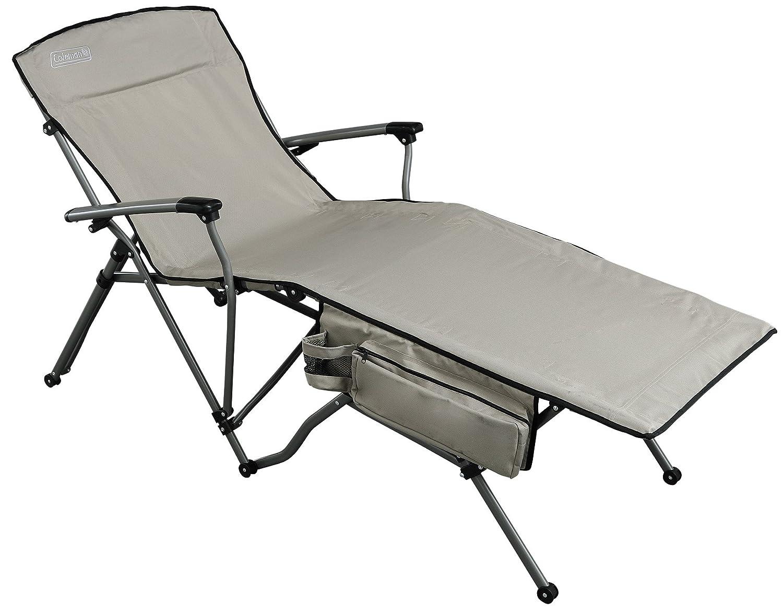 Chaise longue pliante for Chaise longue pliante matelassee