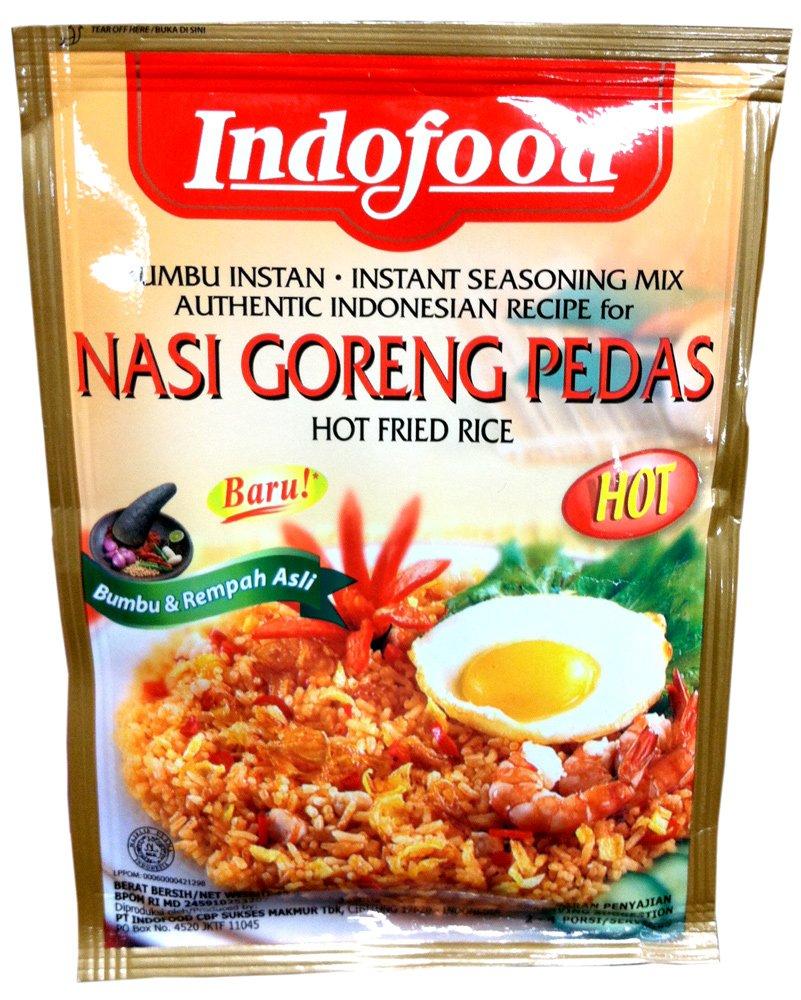 Indofood Nasi Goreng Pedas For Nasi Goreng Pedas Hot