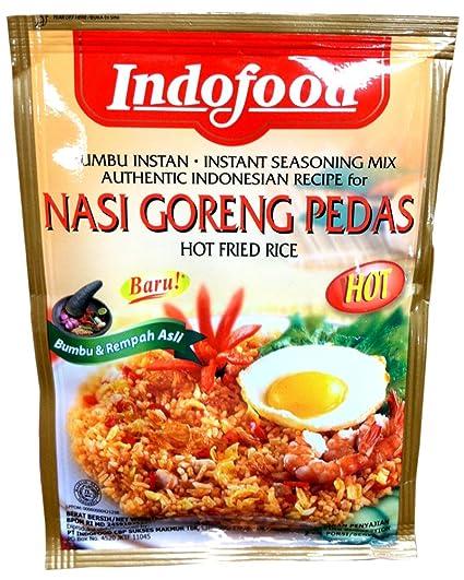 Seasoned Instant Rice Indofood Instant Seasoning Mix