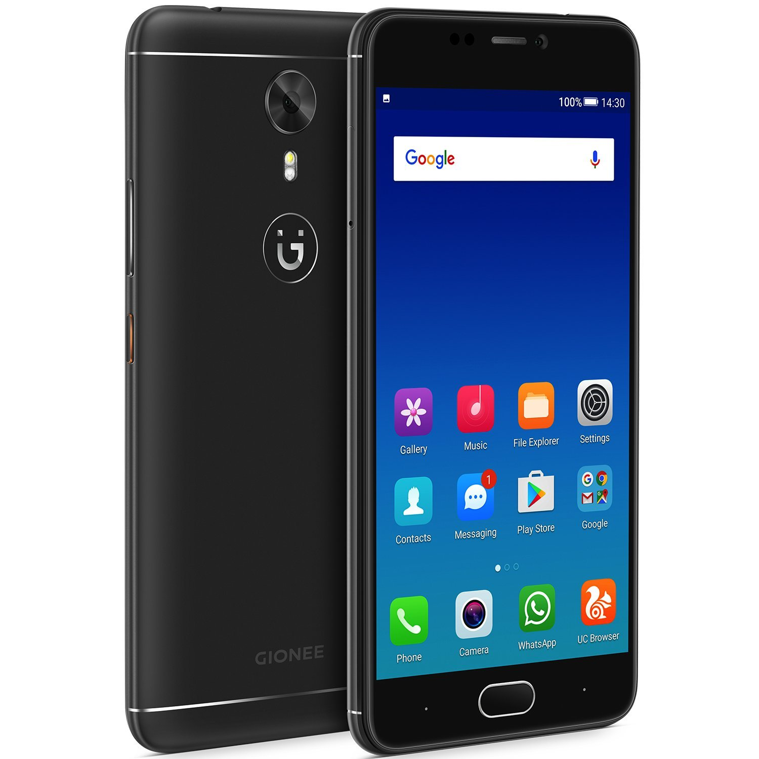 Deals on Gionee A1 (Black, 64GB)