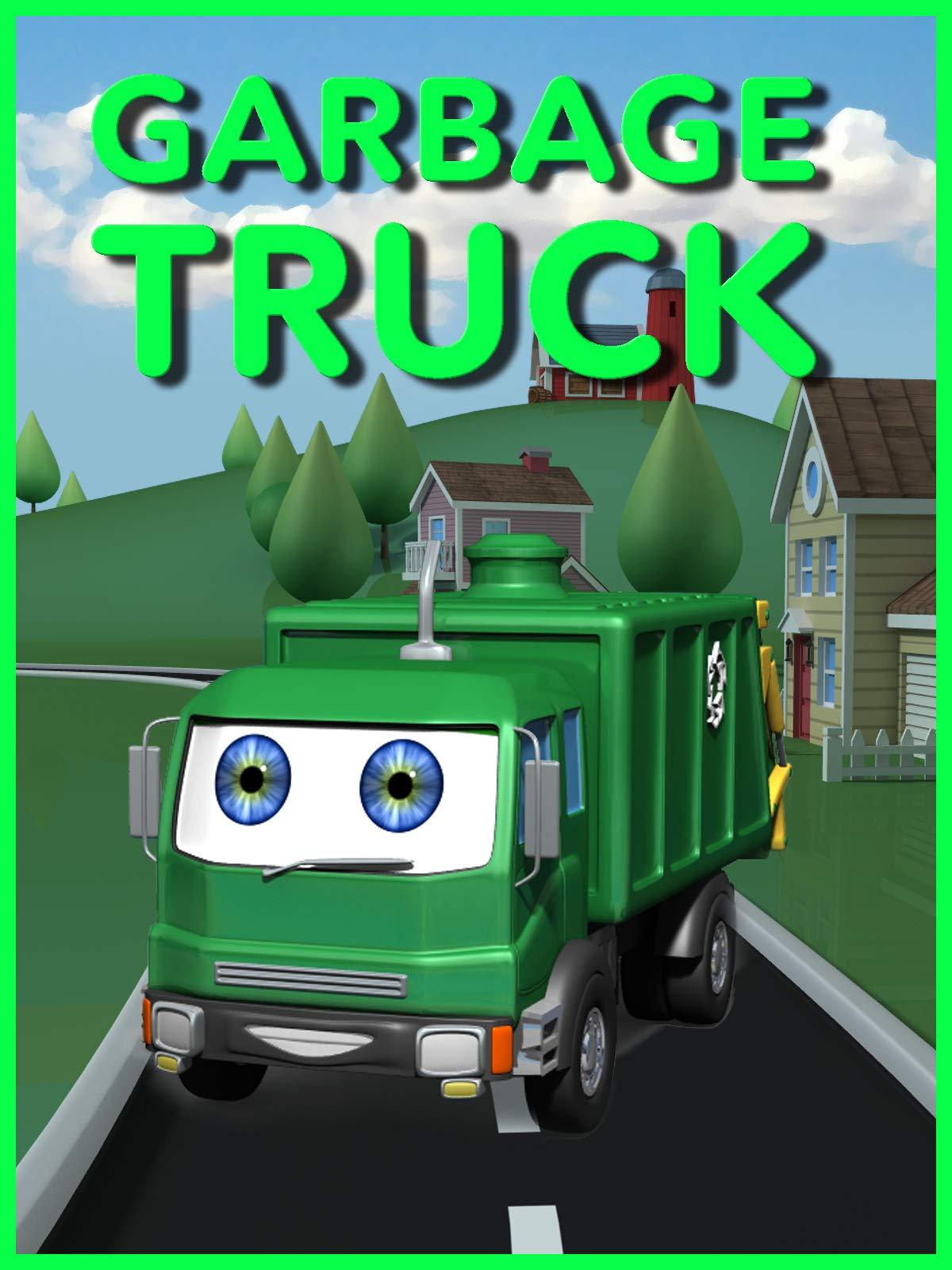Garbage Truck: Kidspace Studios