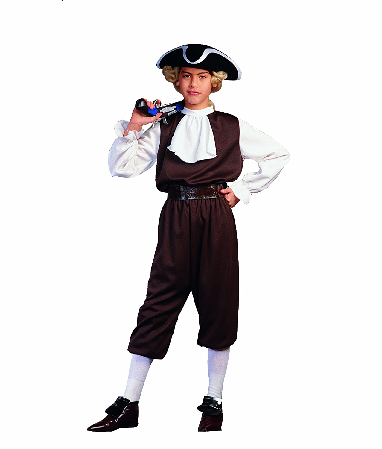 American Colonists Clothing RG Costumes Colonial Boy