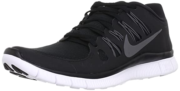 mens nike free run 5.0 black