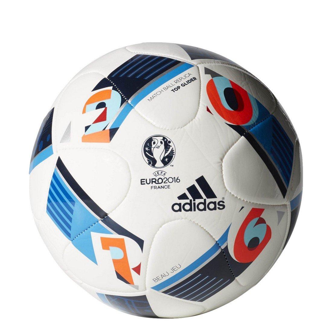 buy adidas euro 16 topgli football mens size 5 white online at low prices in india amazonin