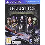 Injustice: Gods Among Us Ultimate Edition (Playstation Vita)