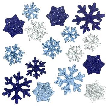 schneekristalle basteln schneeflocken schneesterne oder schneekristalle basteln ideen f r. Black Bedroom Furniture Sets. Home Design Ideas