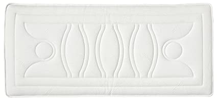 ProLife 3140000002 7-Zonen Tonnen-Taschenfederkernmatratze Vital H2, 90 x 200 cm