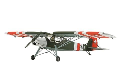 1/48 スケール限定シリーズ  フィーゼラー Fi156C シュトルヒ スイス空軍 25158