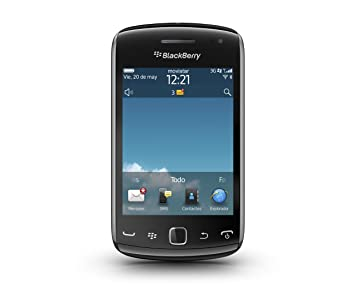 RIM Blackberry Curve 9380 Smartphone Qwerty 7 Monobloc Wifi/bluetooth/caméra Noir