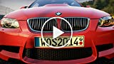CGR Trailers - WORLD OF SPEED BMW M3 Trailer